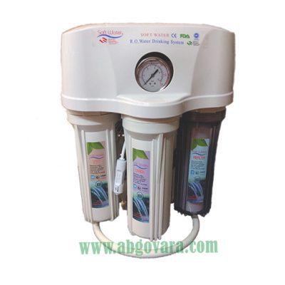 دستگاه تصفیه آب خانگی سافت واتر مدل قاب دار