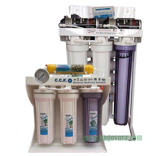 انواع دستگاه تصفیه آب