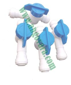شیر تنظیم املاح (شیر میکس) دستگاه تصفیه آب خانگی