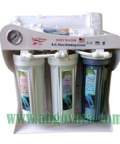 دستگاه تصفیه آب نیمه صنعتی ۴۰۰ گالن سافت واتر