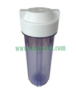 هوزینگ تصفیه آب خانگی شفاف مدل دابل اورینگ
