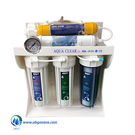 دستگاه تصفیه آب خانگی اکواکلیر