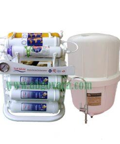 دستگاه تصفیه آب خانگی 8 مرحله ای سافت واتر مدل این لاین