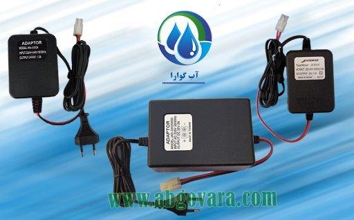 آداپتور در دستگاه تصفیه آب