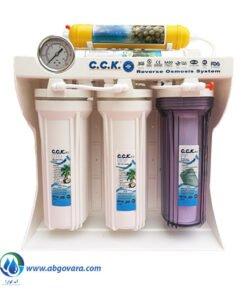 دستگاه تصفیه آب خانگی سی سی کا این لاین