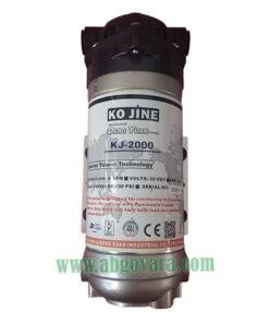 پمپ دستگاه تصفیه آب نیمه صنعتی کوجین مدل KJ-2000